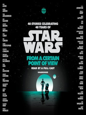 cover image of From a Certain Point of View (Star Wars)